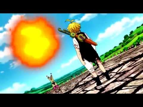 Nanatsu no taizai - AMV - my fight