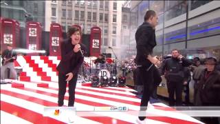 One Direction- One Thing- Live on The Today Show