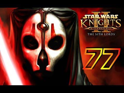 """77***Zagrajmy w Star Wars: Knights of the Old Republic II: The Sith Lords - """"Opuszczamy Dxun"""""""