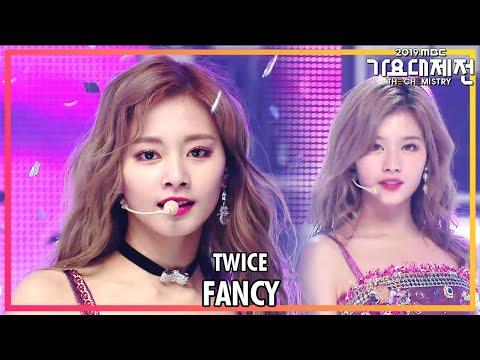 [2019 MBC 가요대제전:The Live] 트와이스 - FANCY (TWICE - FANCY)