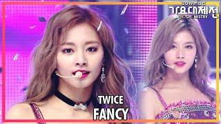 Download lagu [2019 MBC 가요대제전:The Live] 트와이스 - FANCY (TWICE - FANCY)