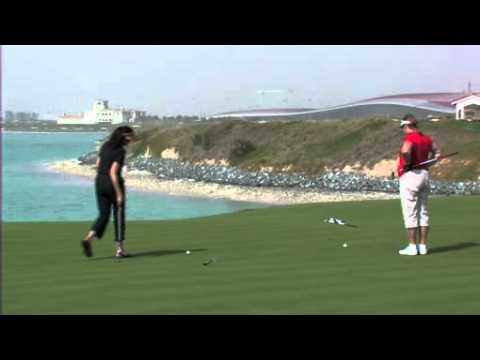 Yas Links Golf Resort Abu Dhabi