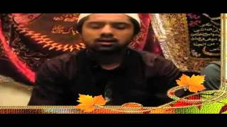 IMRAN ALI AKHTAR FIRST NAAT BY NASEEHATTV PROUD TO BE MUHAMMADI SAIFULLAH الله
