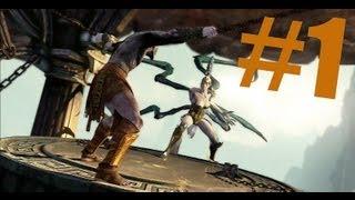 God of War: Ascension WALKTHROUGH PART 1 PS3 XBOX PC HD