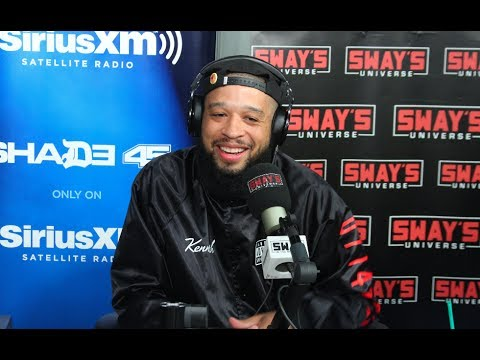 PT. 1 Kenneth Whalum Speaks on Working with Jay-Z, Diddy and Maxwell on Sway in the Morning