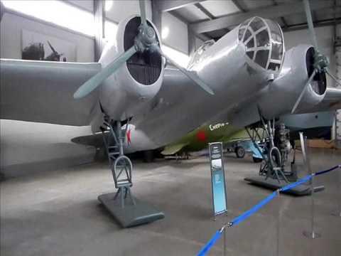 Музей авиации Северного Флота. Пос. Сафоново