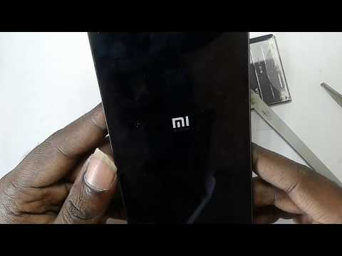 Mi Note 3,3s,4s touch screen not working solution - YouTube