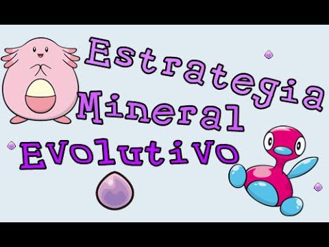 Análisis de Objetos #01: Mineral Evolutivo
