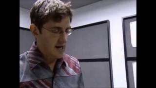Louis Theroux, the real nigga