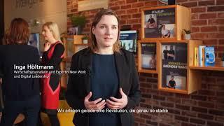 "#digitalfueralle-Frühstück ""Führung und KI"" mit Inga Höltmann - Microsoft Berlin   Microsoft"
