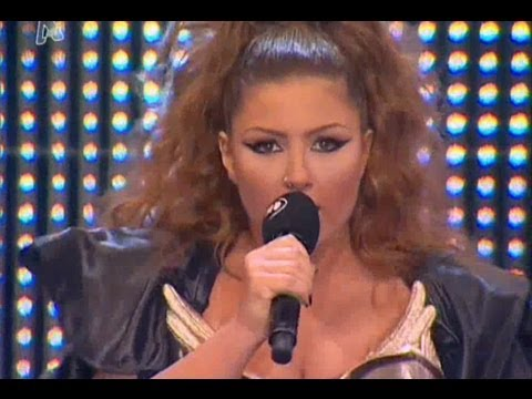 Helena Paparizou - Dancing Without Music (Live @ Mad Video Music Awards 2010)