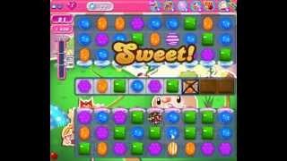 Candy Crush Saga Level 77 - 2 Star - no boosters