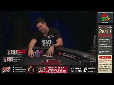 King of the Hill | Round 2 - Hellmuth vs Polk | Rivers Casino (Schenectady, NY)