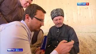 Традиционная ингушская свадьба глазами репортеров ТК