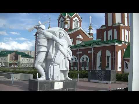 Vatravel.ru  Площадь Свободы в Глазове (Удмуртия)