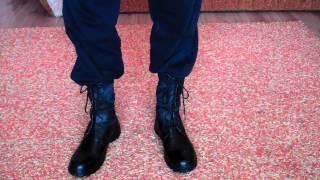 Мои впечатления от облегченных ботинок(Ну что я могу сказать по поводу приобретенных мною облеченных ботинок - они полностью оправдали мои надежды..., 2014-04-17T14:01:08.000Z)