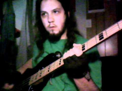 Detonation by Annihilator (Redo) Bass Guitar Cover