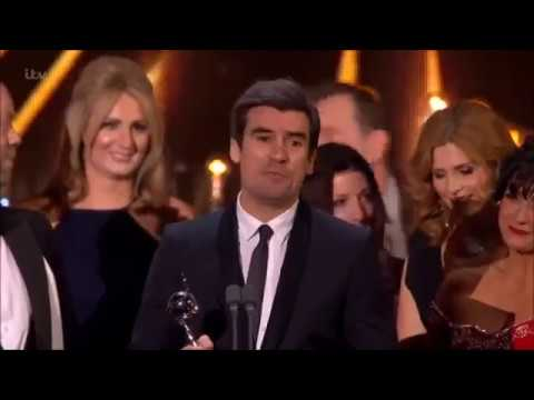 National Television Awards 2017: Best Serial Drama (Emmerdale)