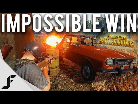 IMPOSSIBLE WIN - Battlegrounds