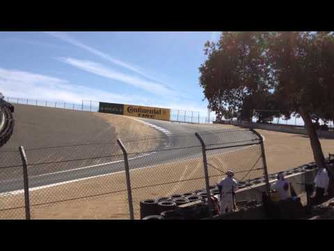 2012 Grand AM Rolex Sports Car Series GT qualifying Laguna Seca