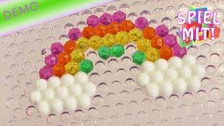 Perlenfiguren basteln mit Aquabeads – Bunte Kreationen selber machen Demo – Ende des Regenbogens