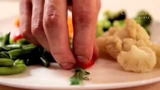 Овощной микс на пару
