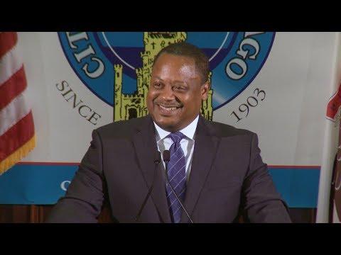 Hon. Roderick Sawyer, Chairman, City Council Black Caucus
