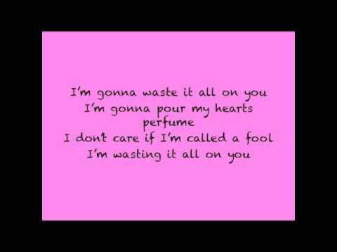 Waste It All ~ Kim Walker Smith lyrics