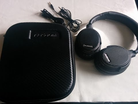 unboxing---ausdom-premium-headphone-eva-protection-carrying-case-for-m05-/-m06-/-m04-/-m04s