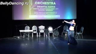 Ольга Михеева. XV Танцевальная трилогия 2015, Москва.