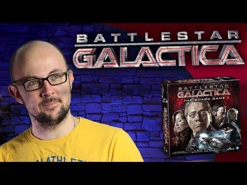 Battlestar Galactica Board Game #2 - Cylon Suspects