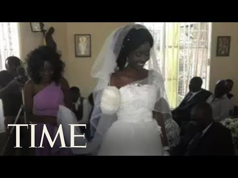 Couple Weds Days After Crocodile Bites Off Bride's Arm | TIME