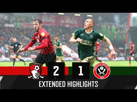 Bournemouth Sheffield Utd Goals And Highlights