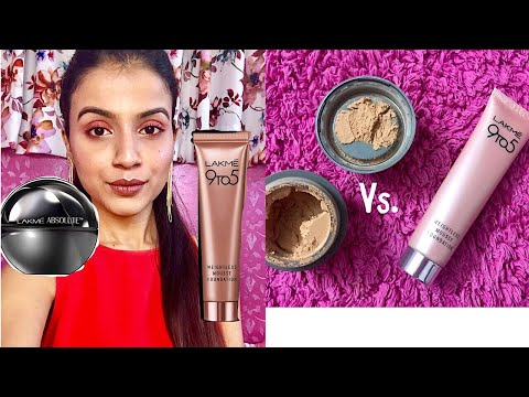 Lakme Absolute Skin Natural Mousse Foundation Review || 👍Good or 👎Bad Janiye is video mein from YouTube · Duration:  6 minutes 43 seconds