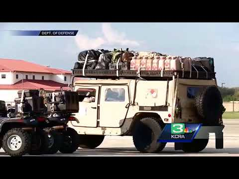 Travis Airmen on standby to aid hurricane ravaged Puerto Rico