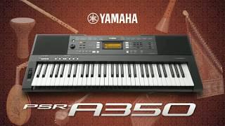 Yamaha PSR A350 Oriental (arabe)