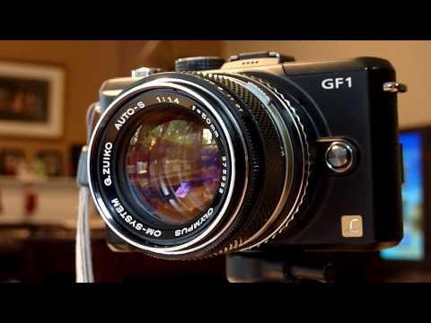 Panasonic GF1 Lens Review
