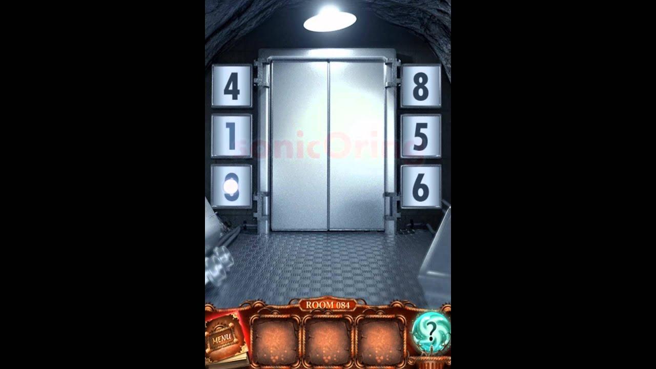 100 Doors 4 Level 81 82 83 84 85 Walkthrough Room Escape Game Walkthrough