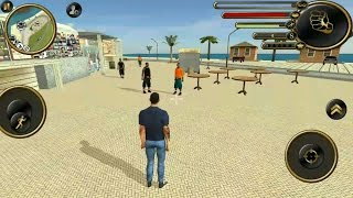 Top 5 Best Free Android Games Like Gangster Under 100 MB   (Open world,Crime) ✔