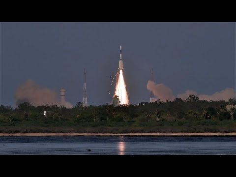 ISRO's South Asia Satellite, GSLV F9 Successfully Launched