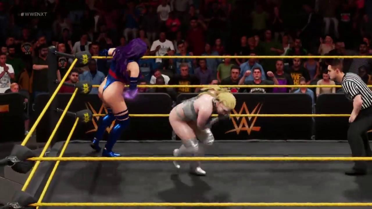 Super hot sexy wrestlers — 7