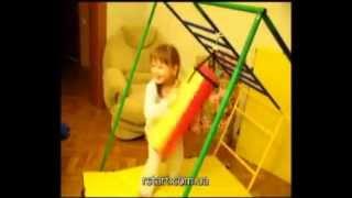 Груша боксерская детская(Детская груша -- это веселый и нужный снаряд, который поможет вашим детям выплеснуть накопленную энергию..., 2012-09-03T06:51:26.000Z)