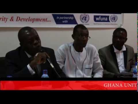 GHANA UNITED NATIONS ASSOCIATION (GUNA) GREATER ACCRA REGION GENERAL MEETING - PART 2