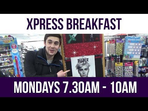 Engineering Beats Physics? /// Xpress Breakfast with Michael & Ryan