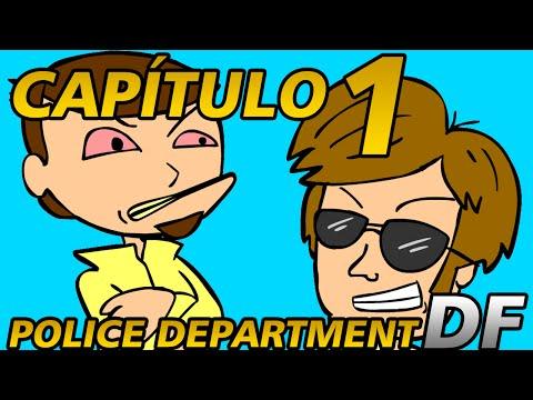 POLICE DEPARTMENT DF - CAP 01 - UNA NUEVA CIUDAD
