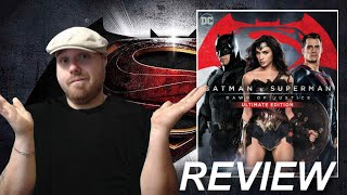Batman V Superman Ultimate Edition - Review!!!