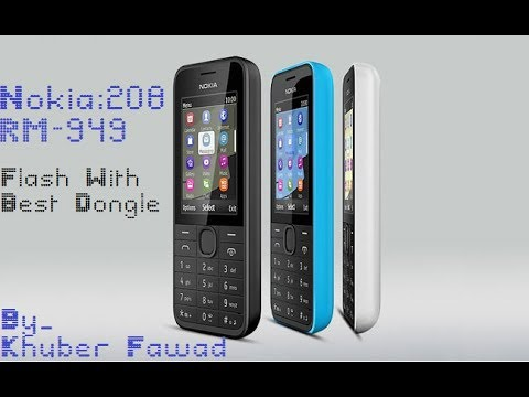 NOKIA 208 RM-949 FLASH WITH BEST DONGLE 100% BY Khyber Fawad