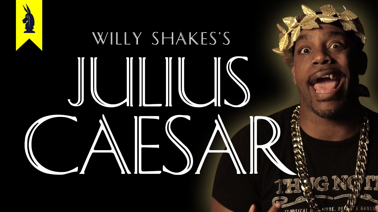 a literary analysis of character analysis in julius caesar by william shakespeare Shakespeare's julius caesar, analysis: antony shares this same ambiguity of character (surprise) after caesar's death he goes bravely to the conspirators and.