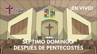 Séptimo Domingo Después de Pentecostés, Cristo El Salvador LCMS Del Rio, TX