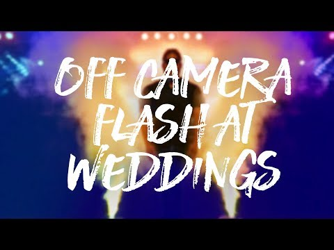 Off Camera Flash - Wedding Photography (My Full OCF Setup and Process)
